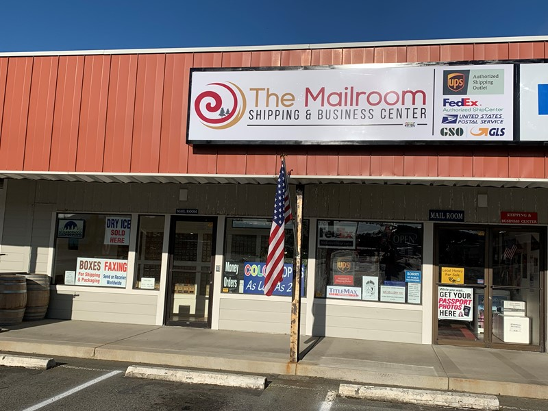 Packing, Shipping, Mailing | Crescent City, CA | THE MAIL ROOM